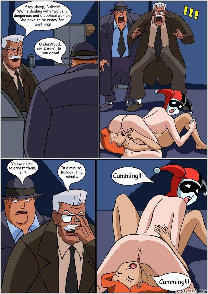 Justice hentai 2 porn comic picture 25