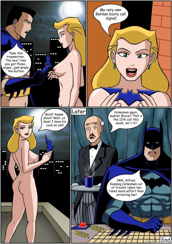 Justice hentai 2 porn comic picture 32
