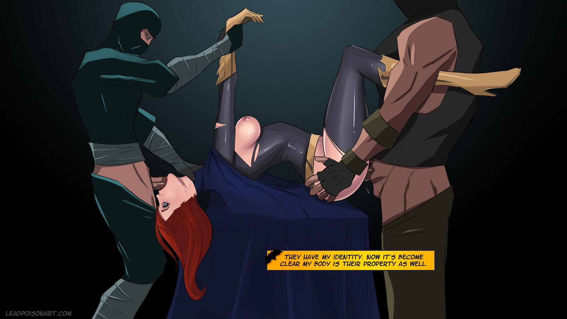 Slave crisis 2 porn comic picture 16