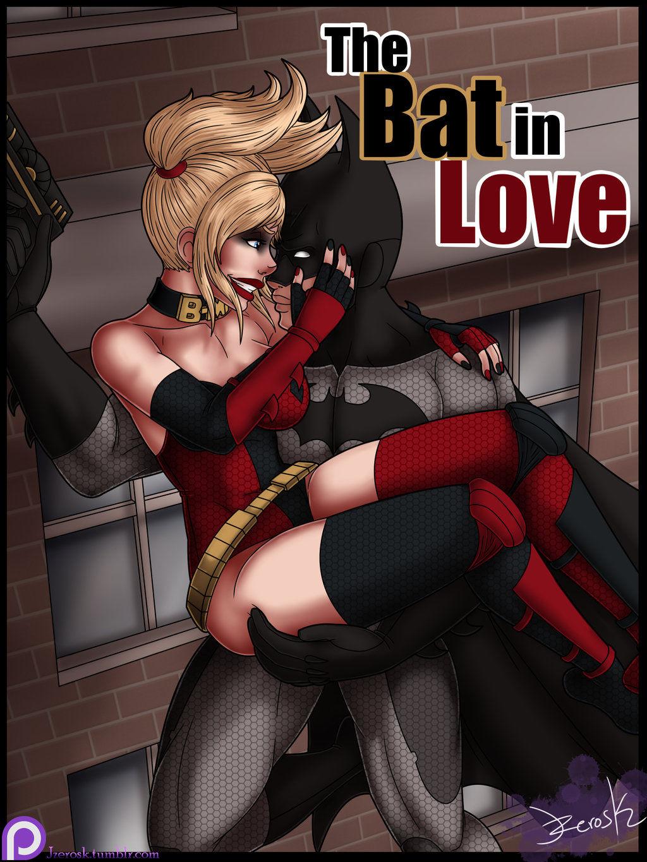 The bat in love porn comic picture 1