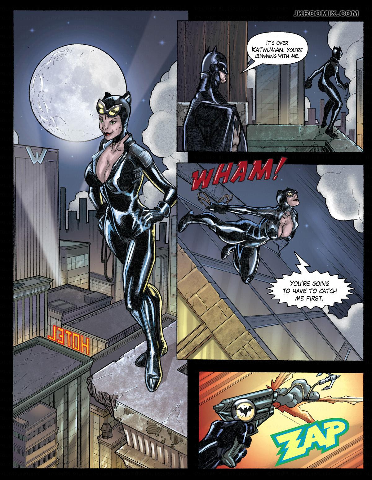 The dark cock rises porn comic picture 3
