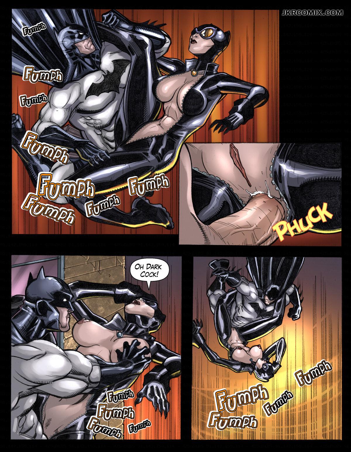 The dark cock rises porn comic picture 4