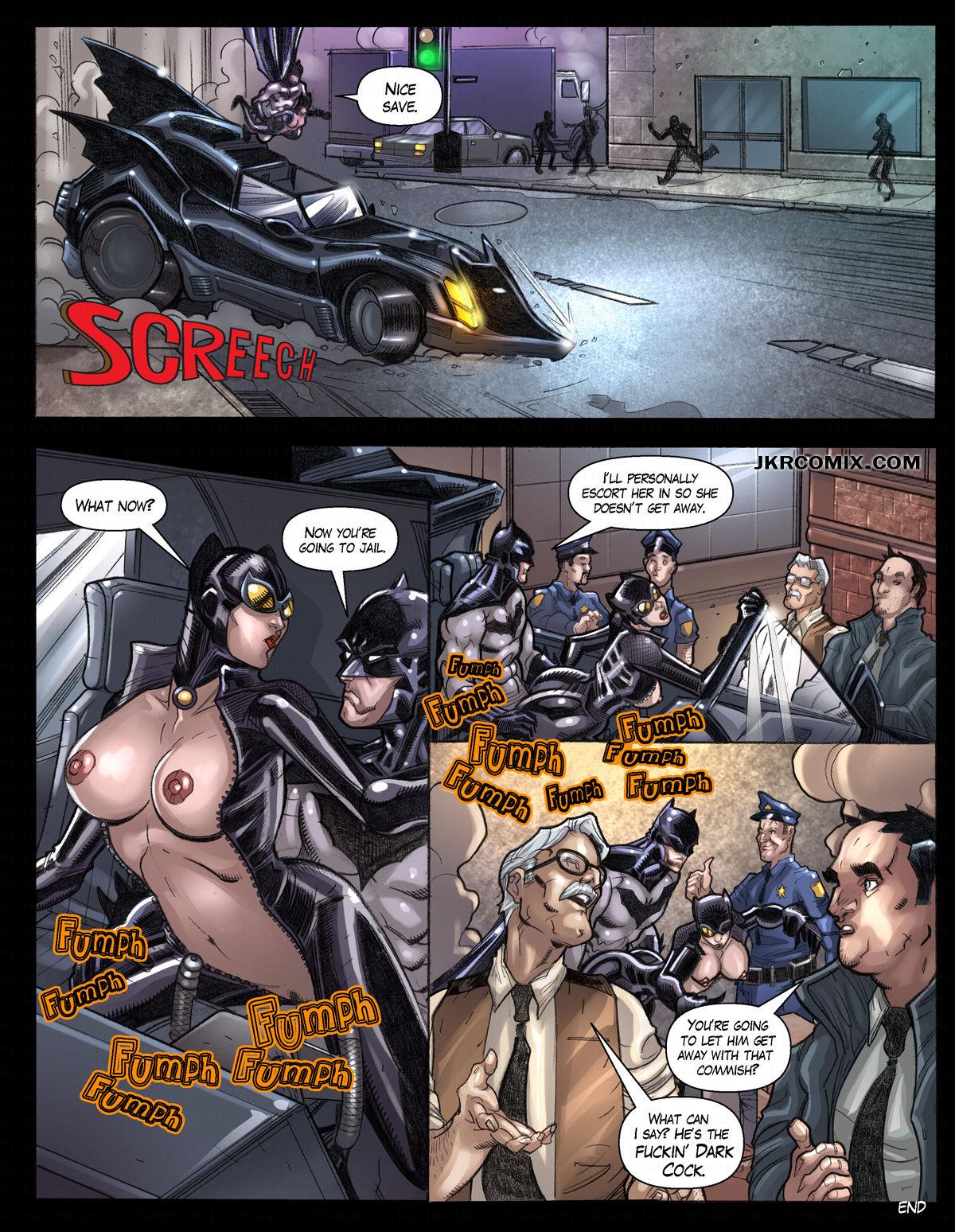 The dark cock rises porn comic picture 6